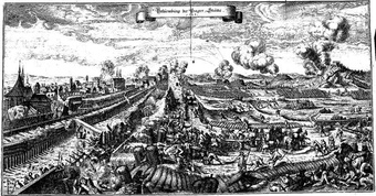 Prague and the marauding Swedes 1648